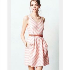Anthropologie Meeting Point Dress